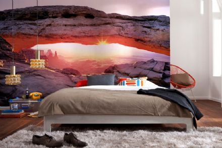 Sunrise in Canyonlands wall mural